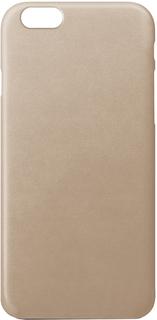 Клип-кейс Клип-кейс Gresso Leather Smart для Apple iPhone 6/6S (золотистый)