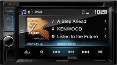 Автомагнитола Kenwood DDX4017BTR (черный)