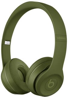 Наушники Beats Solo3 Wireless (зеленый мох)