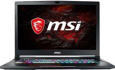 Ноутбук MSI GE73VR 7RF-231XRU Raider (черный)