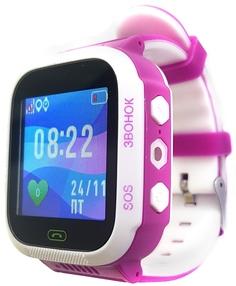 Детские умные часы JET Kid Smart (лиловый)