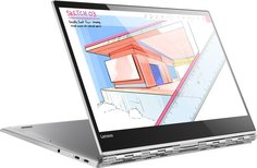 Ноутбук Lenovo IdeaPad YOGA 920 Glass 80Y8000WRK (серебристый)