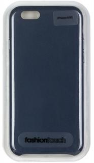 Клип-кейс Клип-кейс Oxy Fashion Leather Smart для Apple iPhone 6/6S (темно-синий)