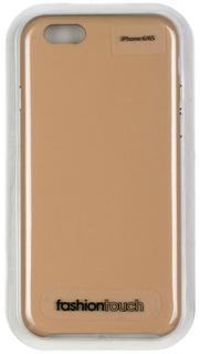 Клип-кейс Клип-кейс Oxy Fashion Leather Smart для Apple iPhone 6/6S (золотистый)