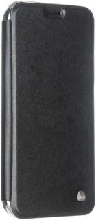 Чехол-книжка Чехол-книжка Oxy Fashion Book для Apple iPhone X (черный)