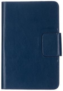 "Чехол-книжка Чехол-книжка Oxy Fashion Book для планшетов 7"" (синий)"
