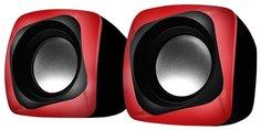 Компьютерная акустика Sven 140 (черно-красный)