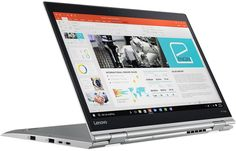 Ноутбук Lenovo ThinkPad X1 Yoga 2Gen 20JF002ERT (серебристый)