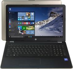 Ноутбук HP 15-bs592ur (золотистый)