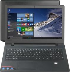 Ноутбук Lenovo IdeaPad 110-15ACL 80TJ00DHRK (черный)