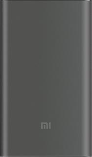 Портативное зарядное устройство Xiaomi Mi Power Bank Pro 2 10000 мАч (серый)