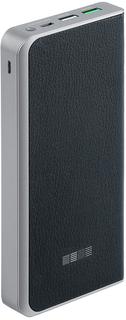 Портативное зарядное устройство InterStep PB16DQ Quick Charge 3.0 16000 мАч (черный)
