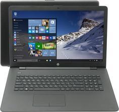 Ноутбук HP 17-ak059ur (черный)