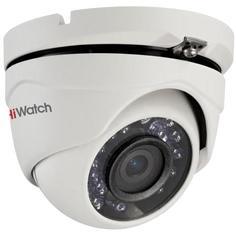 Камера видеонаблюдения HiWatch DS-T203 2.8-2.8 мм (белый)
