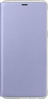 Чехол-книжка Чехол-книжка Samsung Neon Flip Cover для Galaxy A8 2018 (фиолетовый)