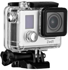 Экшн-камера AC Robin Zed1 (серебристый)