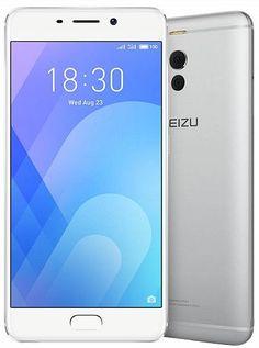 Мобильный телефон Meizu M6 Note 16GB (серебристый)