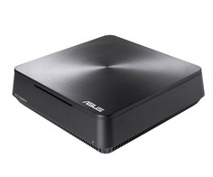 Настольный компьютер ASUS VivoPC VM65N-G064M 90MS00Q1-M00640 (Intel Core i5-7200U 2.5 GHz/8192Mb/128Gb/No ODD/nVidia GeForce 930M/Wi-Fi/Bluetooth/DOS)