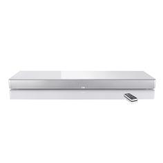 Звуковая панель Canton АС для ТВ DM 100 Silver