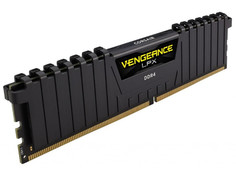 Модуль памяти Corsair Vengeance LPX DDR4 DIMM 2400MHz PC4-19200 CL14 - 8Gb CMK8GX4M1D2400C14
