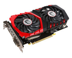 Видеокарта MSI GeForce GTX 1050 1366Mhz PCI-E 3.0 2048Mb 7008Mhz 128 bit DVI DP HDMI HDCP GTX 1050 GAMING 2G
