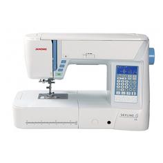 Швейная машинка Janome Skyline S5 White
