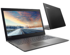 Ноутбук Lenovo IdeaPad 320-15ISK 80XH01TWRU (Intel Core i3-6006U 2.0 GHz/4096Mb/128Gb SSD/No ODD/Intel HD Graphics/Wi-Fi/Cam/15.6/1366x768/DOS)
