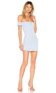Платье со спущенными плечами coolidge - Privacy Please