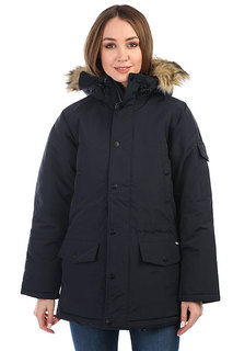 Куртка парка женский Carhartt WIP Anchorage Parka Dark Navy/Black