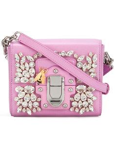 декорированная сумка Lucia Dolce & Gabbana