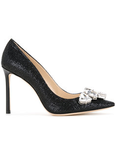 туфли Marvel с кристаллами Jimmy Choo