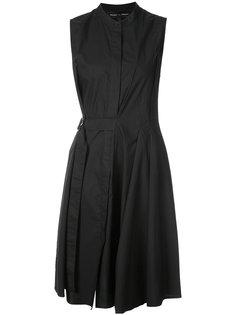 платье с запахом  Proenza Schouler
