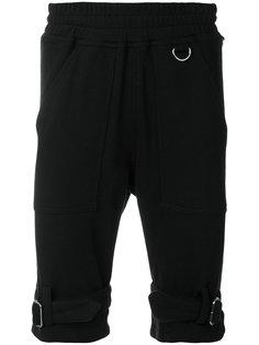 спортивные шорты с лямками KTZ