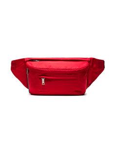 Red Cross Body Bag Prada