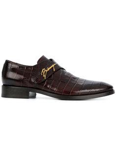 Monkstrap evening shoes Balenciaga