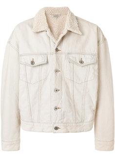 куртка с подкладкой под овчину Yeezy