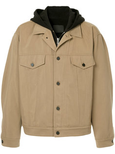 куртка в стиле оверсайз Alexander Wang