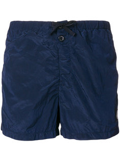 fitted swim shorts Stone Island