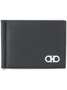 double Gancio bi-fold wallet Salvatore Ferragamo