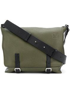 Military messenger bag Loewe