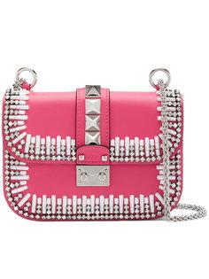 Valentino Garavani bead embellished bag Valentino