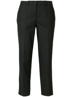 cropped cigarette trousers Love Moschino