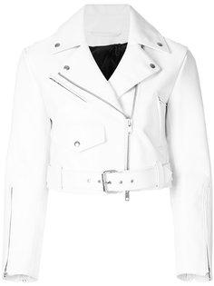 укороченная байкерская куртка Calvin Klein 205W39nyc