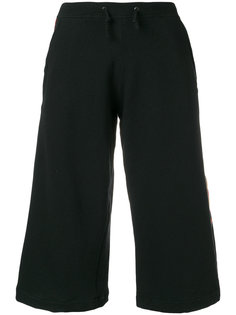 укороченные спортивные брюки в стиле оверсайз As65