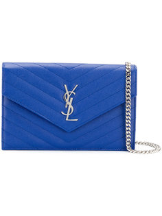 monogram quilted cross body bag Saint Laurent