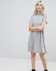 Платье-футболка Cheap Monday - Серый
