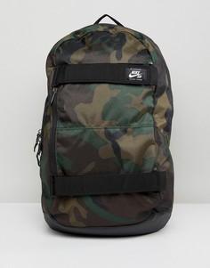 Камуфляжный рюкзак Nike Sb Courthouse - Зеленый
