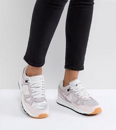 Розовые кроссовки Nike Air Span II - Розовый