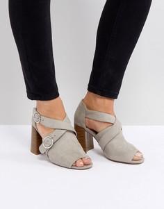 Босоножки на каблуке ASOS TORWOOD - Серый