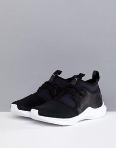 Низкие кроссовки с атласными вставками Puma Phenom - Мульти